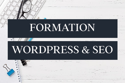 Formation WordPress et SEO